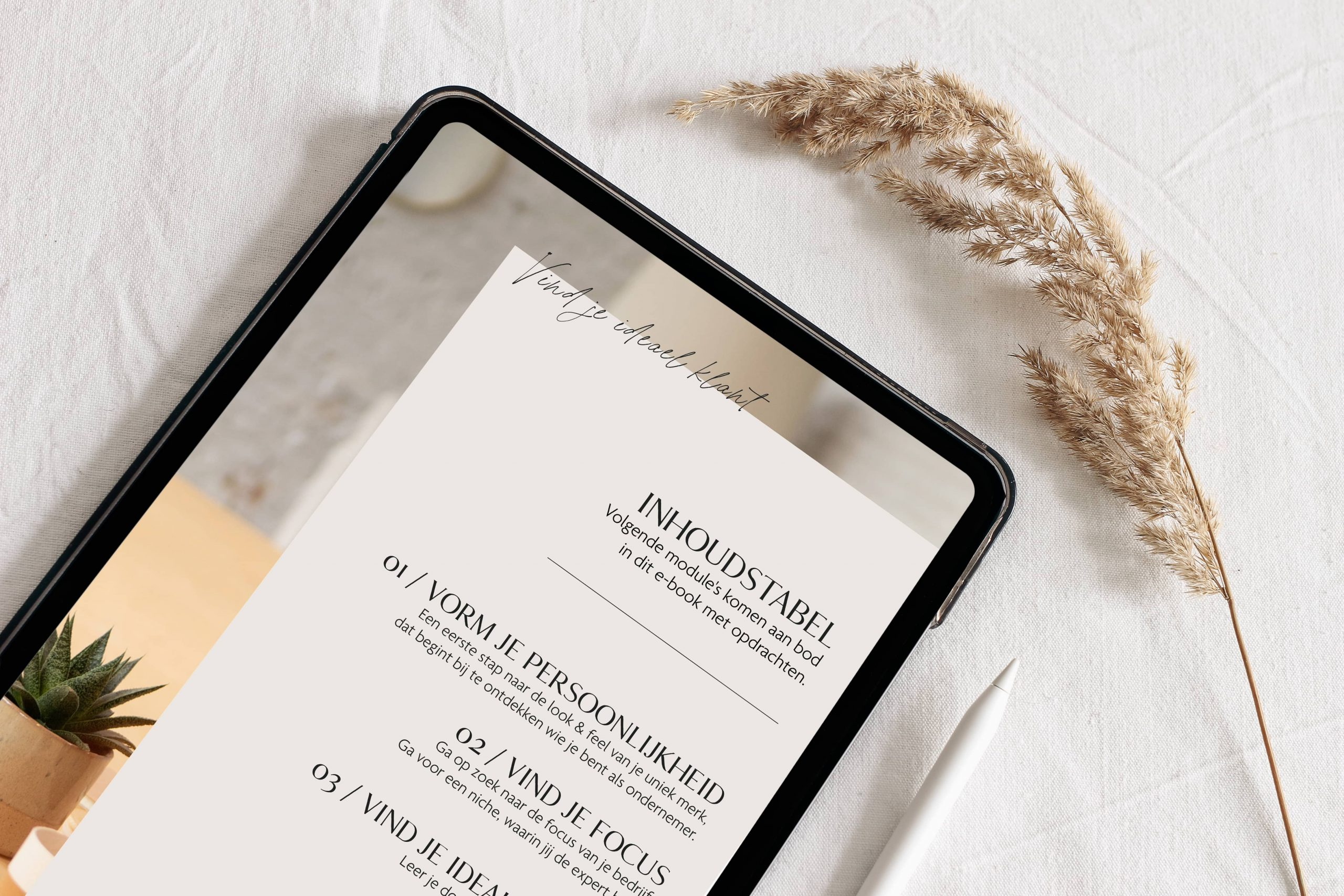 e-book vind je ideale klant