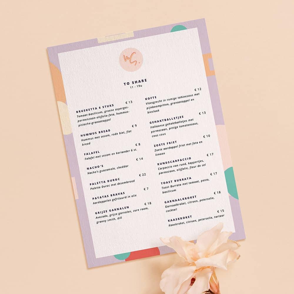 menukaart-drukwerk-maisons