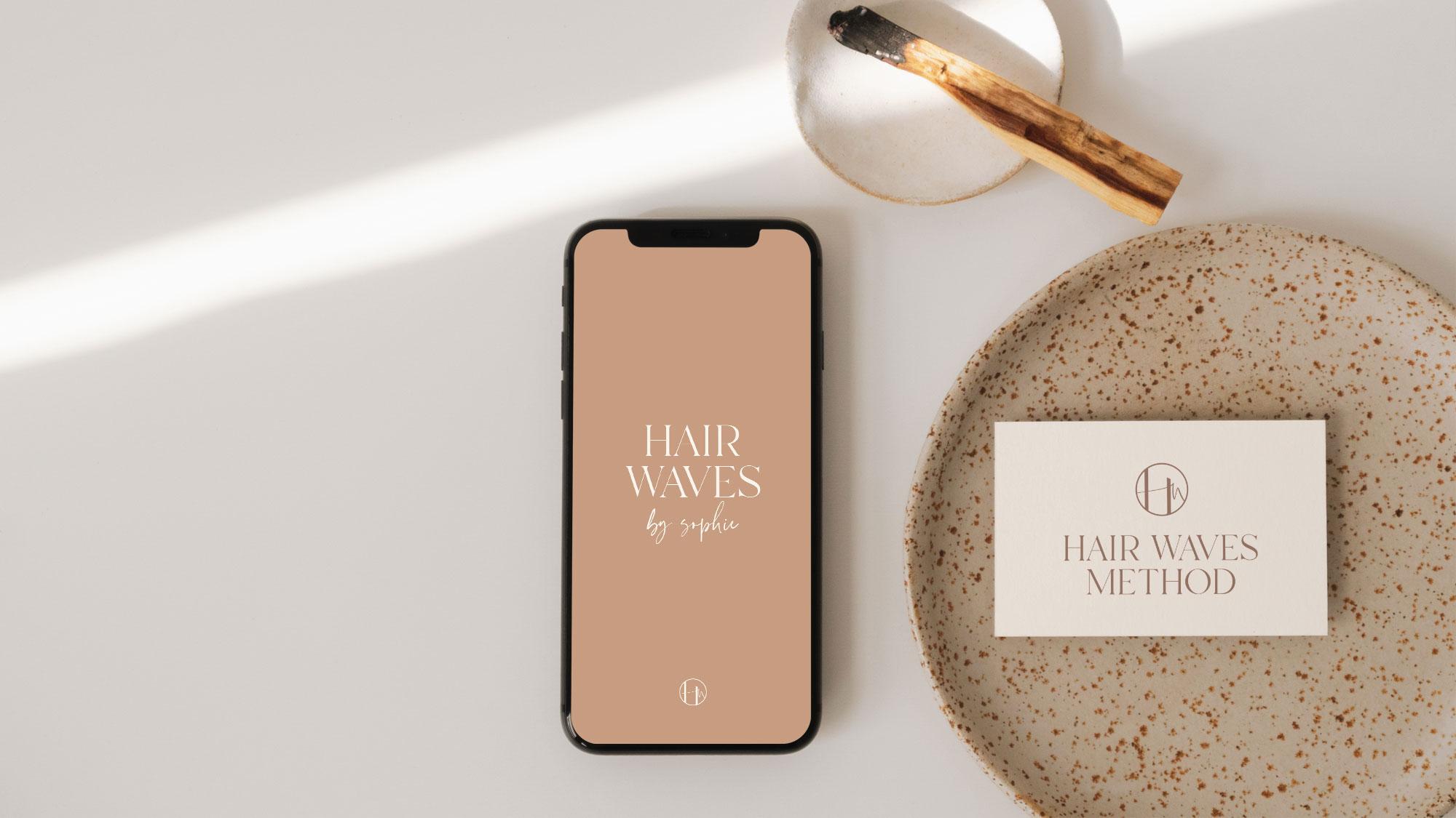 Hair Waves by Sophie